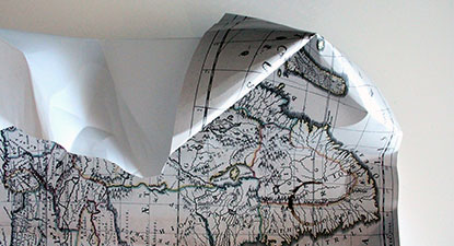 Paper Borders – Concrete Borders