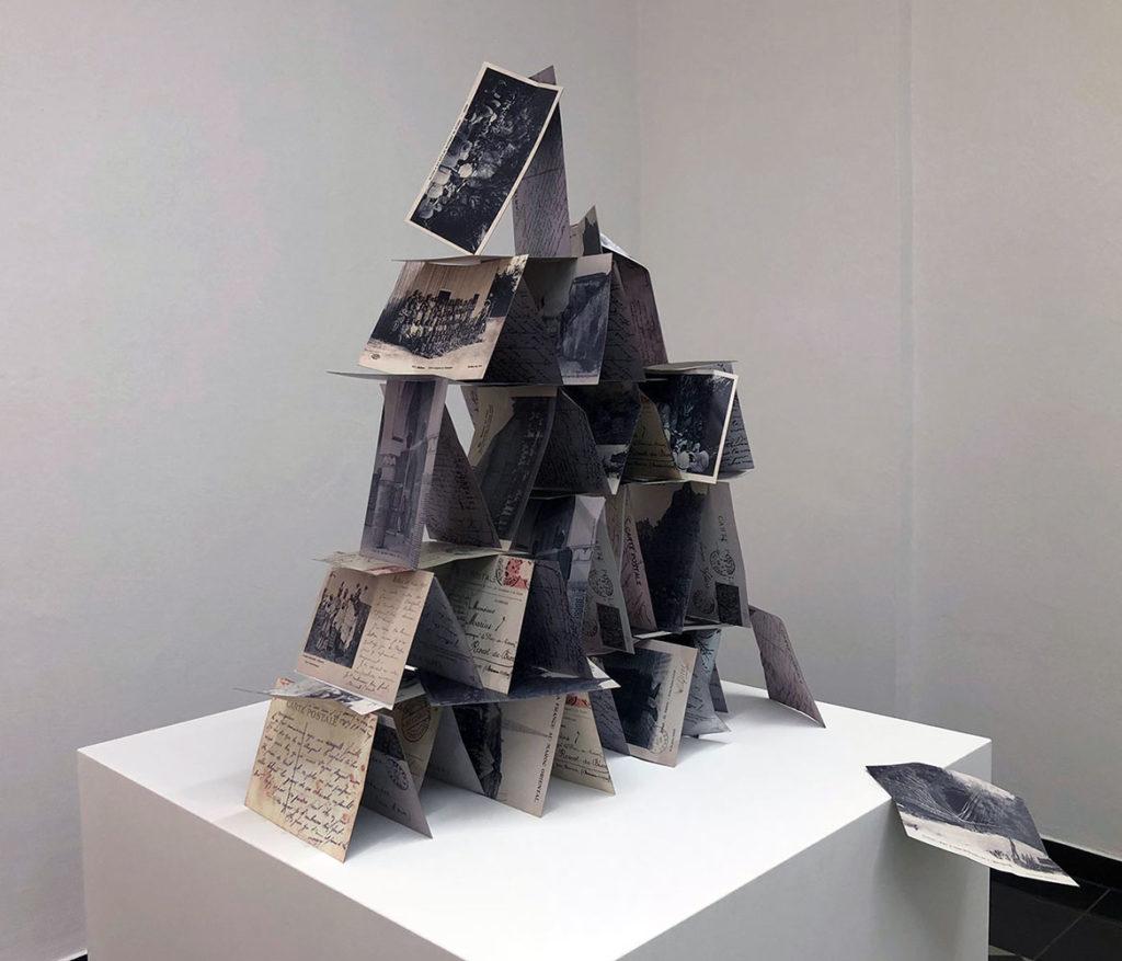 Paper Borders, 2019 - Galerie Katharina Maria Raab, Berlin