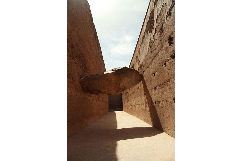 A l'abri de rien, 2019. Biennale de Marrakech