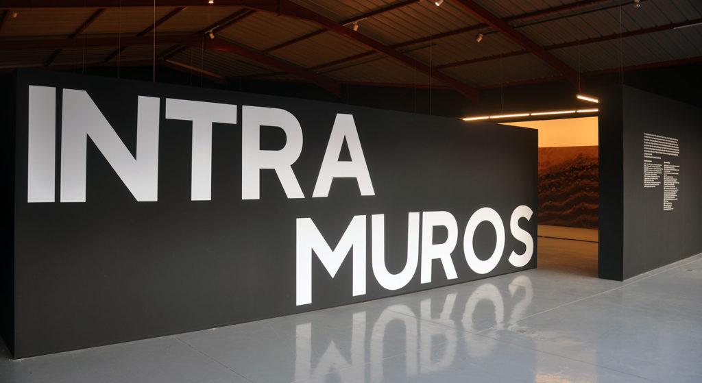 Fatiha Zemmouri, Intra Muros, 2020, Comptoir des Mines Galerie, Marrakech